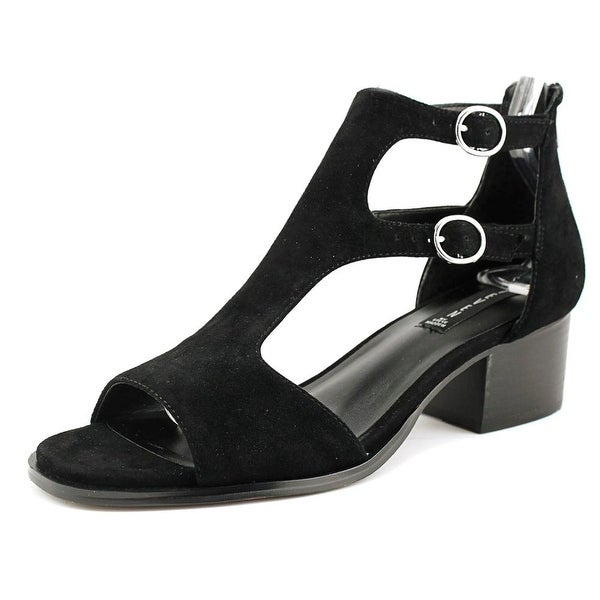Steven Steve Madden Eilah Women Black Sandals