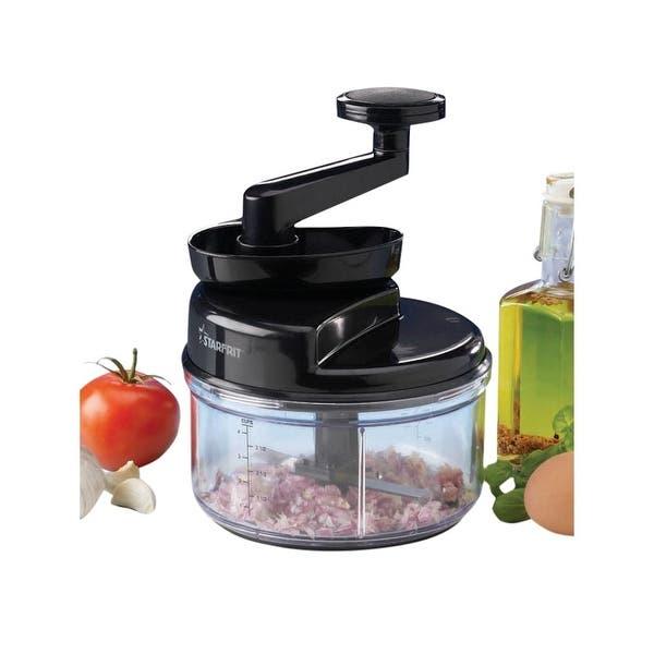 Shop Manual Food Processor Hand Chopper Small Kitchen ...