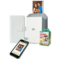 Fuji Photo Film Usa 600017061 Instax Photo Printer with Film