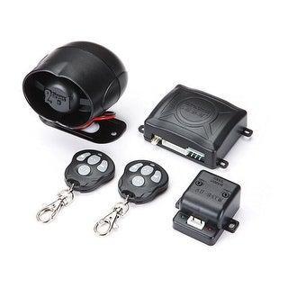 Omega Crime Guard Car Alarm Keyless Entry