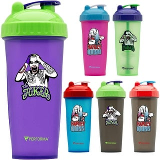 PerfectShaker Performa 28 oz. Villain Shaker Cup - perfect gym bottle! - 28 oz.