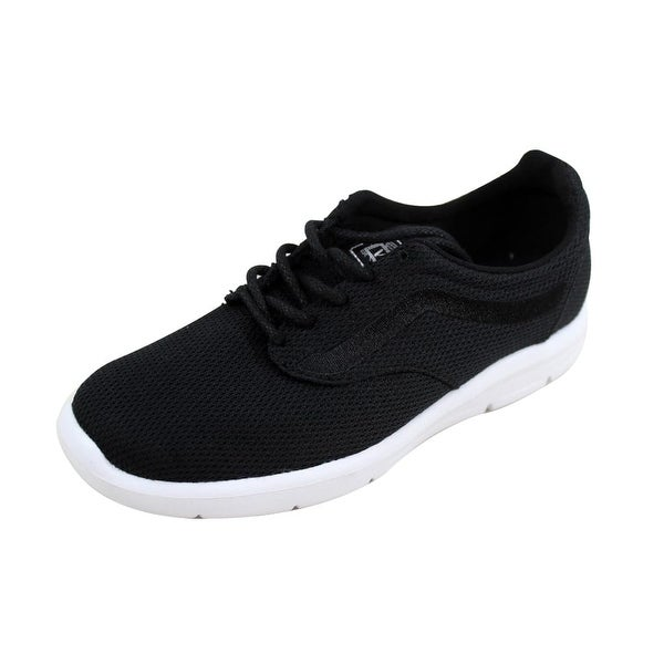 323428c84d88 Shop Vans Men s Iso 1.5 + Mesh Black nan VN0004O07LM Size 5.5 - Free ...