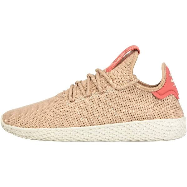 Buscar a tientas Suelto retirarse  Shop Adidas Womens Pw Tennis Hu W Low Top Lace Up Running Sneaker -  Overstock - 30292421