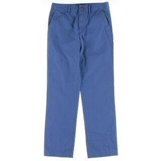Polo Ralph Lauren Boys Straight Leg Pants Solid Slim Fit - 14|https://ak1.ostkcdn.com/images/products/is/images/direct/9d5152c52ec13033ebb39be1f0281b898f460f2d/Polo-Ralph-Lauren-Boys-Straight-Leg-Pants-Solid-Slim-Fit.jpg?impolicy=medium