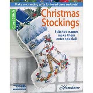 Christmas Stockings - Leisure Arts