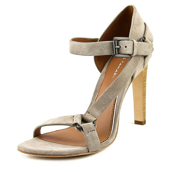 Elie Tahari Tornado Women Taupe Sandals