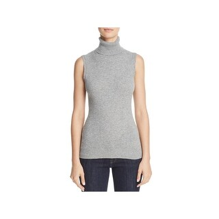 Theory Womens Pullover Sweater Cashmere Turtleneck