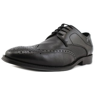 Steve Madden Winnow   Wingtip Toe Leather  Oxford