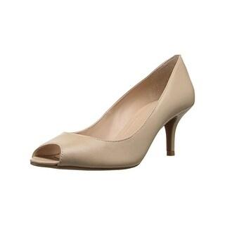 Tahari Womens Janna Peep-Toe Heels Casual Dressy