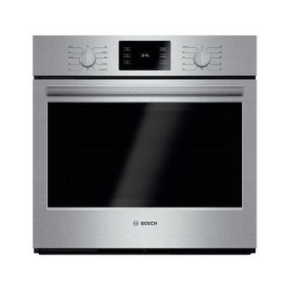 Bosch HBL5451UC 30 Inch Single Wall Oven with European Convection - Stainless Steel