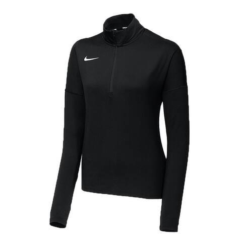 Nike Ladie's Moisture Wicking 1/2-Zip