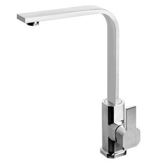 Miseno MK100 Kitchen Faucet, Constructed of Solid T304 Stainless Steel - Includes Lifetime Warranty