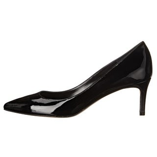 White Mountain Womens callison Leather Pointed Toe Classic Pumps - 10.5