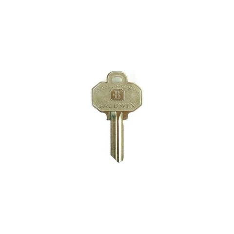 Baldwin Extra Key-Baldwin Single Extra Key for Baldwin C Keyways