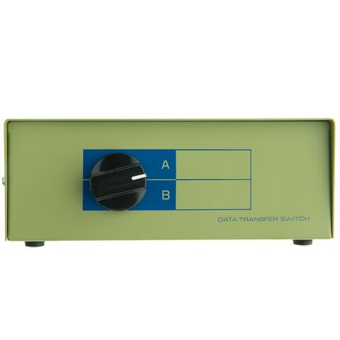 Offex AB 2 Way Switch Box, BNC Female