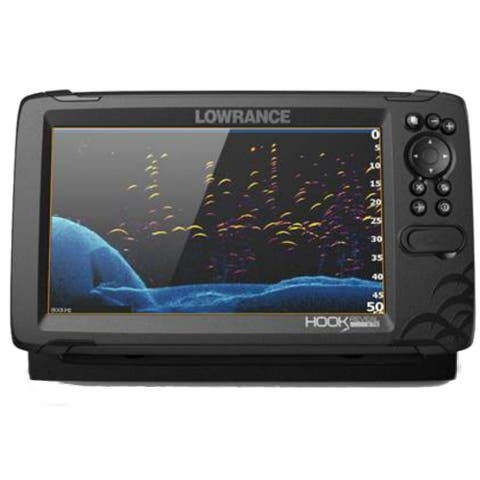 Lowrance HOOK Reveal 9 Fishfinder & Chartplotter 000-15526-001