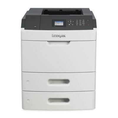 Lexmark Ms810dtn Monochrome Laser Printer With 550 Sheet Tray, Network Ready, Duplex Printing And Professional Features