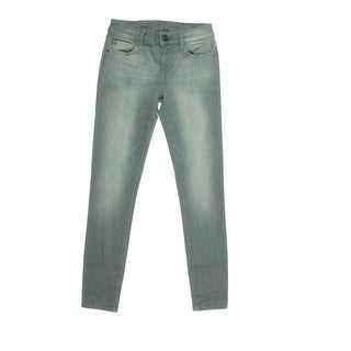 DL1961 Womens Margaux Tencel Mid-Rise Skinny Jeans - 25