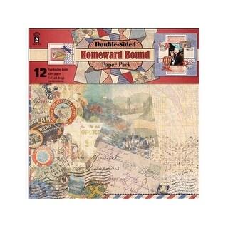 HOTP Paper Pack 12x12 Homeward Bound