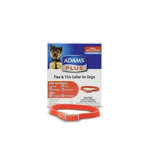 Adams Plus Flea and Tick Collar for Dogs