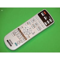 Epson Projector Remote Control Shipped With: BrightLink 436Wi & EB-436WT
