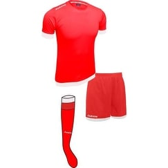 Bremen Jersey Shorts - Red