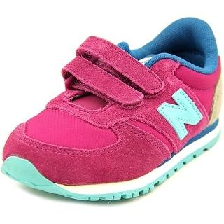 New Balance KE420 W Round Toe Suede Running Shoe