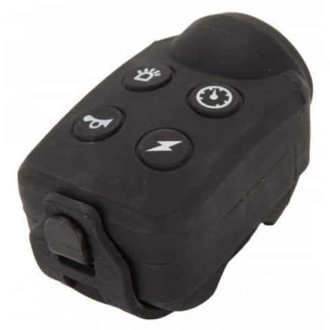 """Huffy 00769BL Cruiser Electronic Bike Bell with 2 """"AA"""" Batteries"""