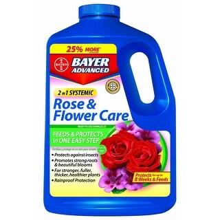 Bayer 701210A 2 In 1 Rose And Flower Granules 10 LB