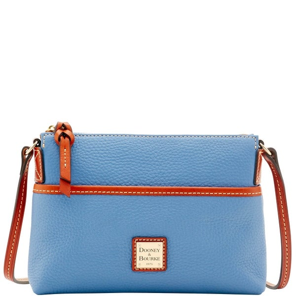 Dooney & Bourke Pebble Grain Ginger Pouchette (Introduced by Dooney & Bourke at $128 in Apr 2016)