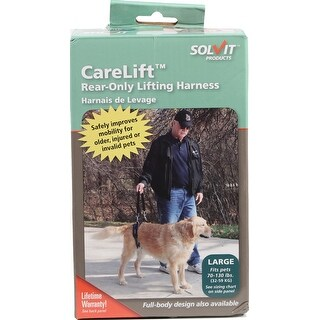 Carelift Rear-only Lifting Harness For Dogs