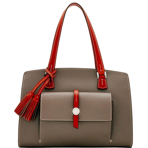 Dooney & Bourke Cambridge Shoulder Bag (Introduced by Dooney & Bourke at $328 in Oct 2016) - Taupe