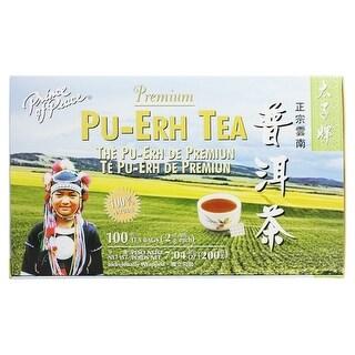 Prince Of Peace Tea Premium Pu-Erh 100 Bag