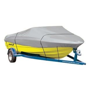 Armor Shield Trailer Guard Boat Cover 14'-16'L Beam Width to 75'' V-Hull Fishing Boats