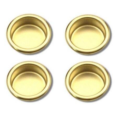 Prime Line 161910 Pull Finger, 3/4, Bright Brass