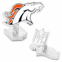 Palladium Denver Broncos Cufflinks - Orange