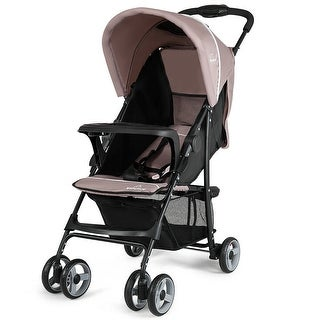Link to Costway Foldable Lightweight Baby Stroller Kids Travel Pushchair Similar Items in Strollers
