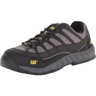 Caterpillar Mens Streamline Composite Toe Slip Resistant Work Shoes - 8 medium (d)