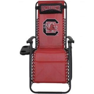 Comfy Feet SCUZGC South Carolina Synthetic Fabric Zero Gravity Chair