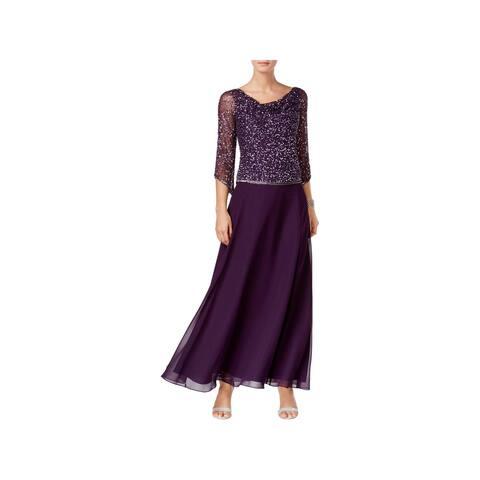 7196917813d J Kara Womens Evening Dress Party Special Occasion