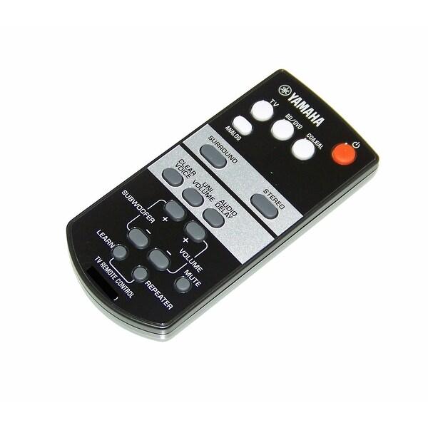 OEM Yamaha Remote Control Originally Shipped With: YAS-93, YAS93
