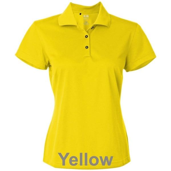 adidas - Golf Women's ClimaLite® Basic Performance Pique Polo
