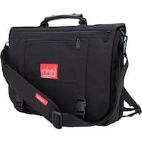 Manhattan Portage  Wallstreeter With Back Zipper Black - us one size (size none)