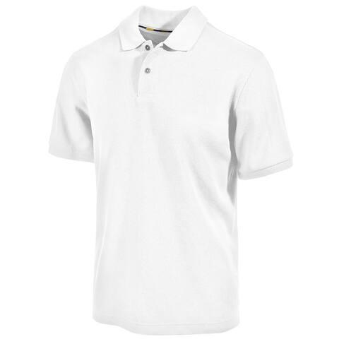 Club Room Mens Estate Performance Upf 45 Rugby Polo Shirt