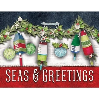Sea Greetings 5.375 In X 6.875 In Boxed Christmas Cards, Christmas Cards by Lan