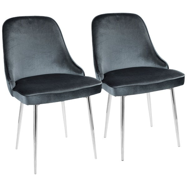 LumiSource Marcel Contemporary Dining Chair (Set of 2). Opens flyout.