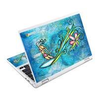 DecalGirl ACR11-SOULFLOW Acer Chromebook R11 Skin - Soul Flow