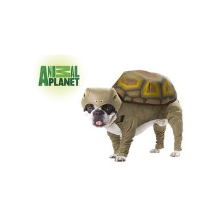California Costumes Animal Planet Tortoise Pet Costume
