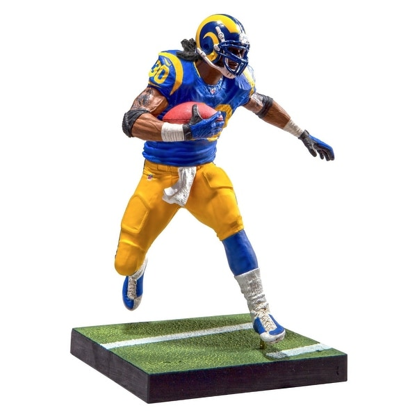 LA Rams, Todd Gurley EA Sports Madden NFL 17 Ultimate Team Figure - multi