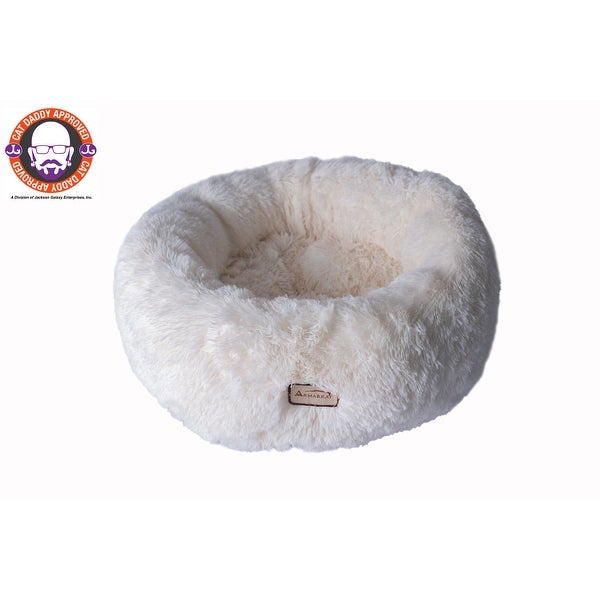 Armarkat Cuddle Bed Model C70NBS-M, Ultra Plush and Soft. Opens flyout.